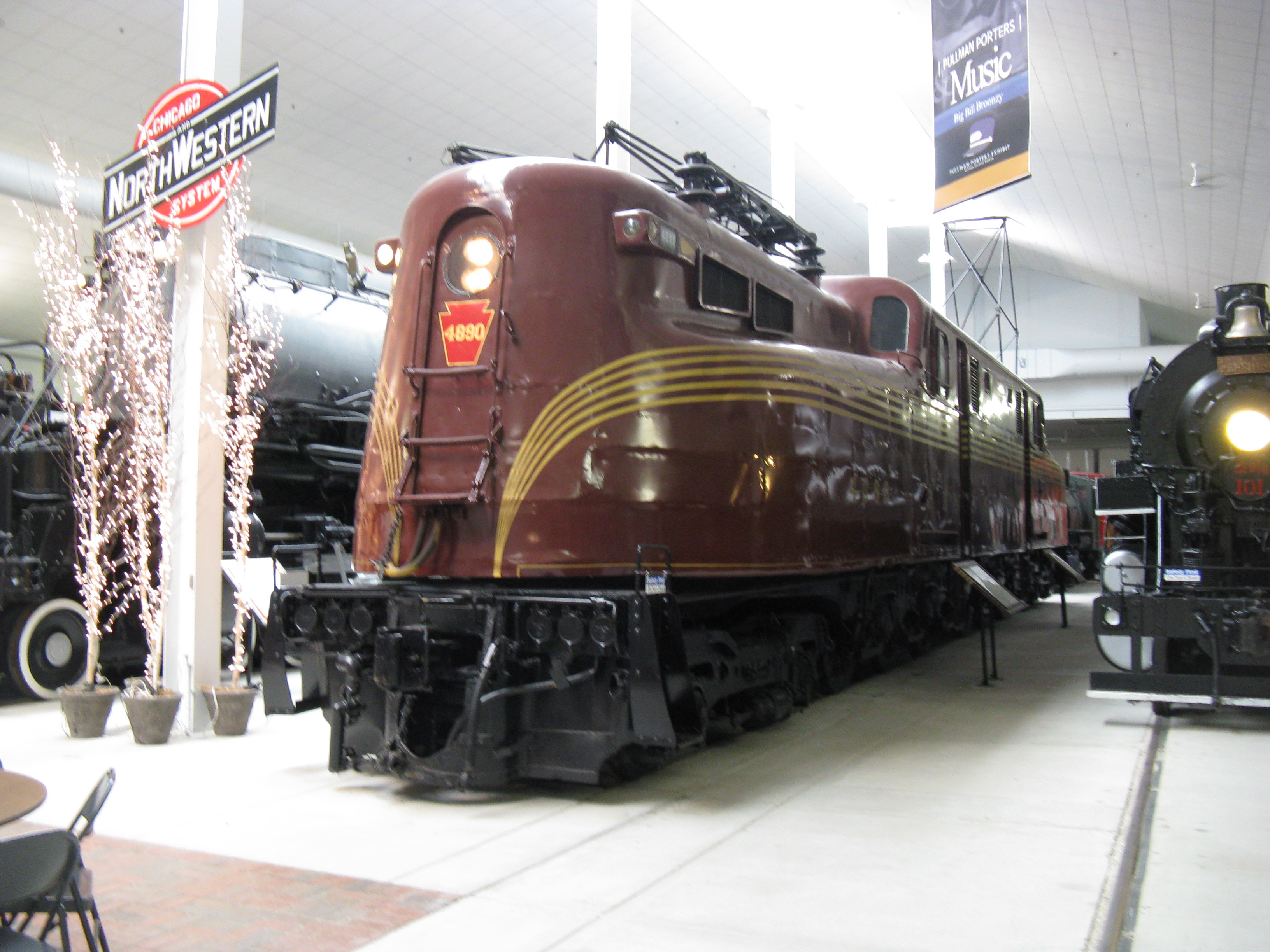 National Railroad Museum >> Something About Trains The National Railroad Museum Green Bay Wi